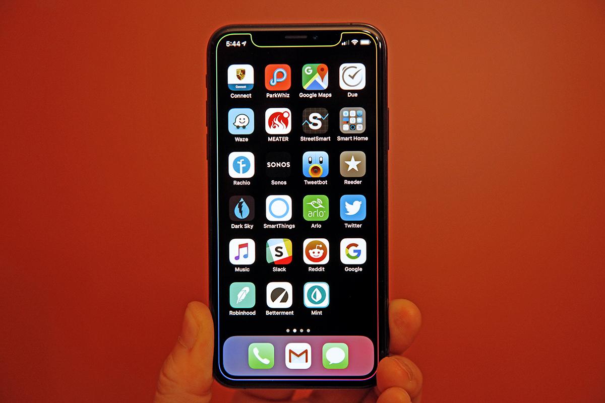 iPhone XS Dual-SIM