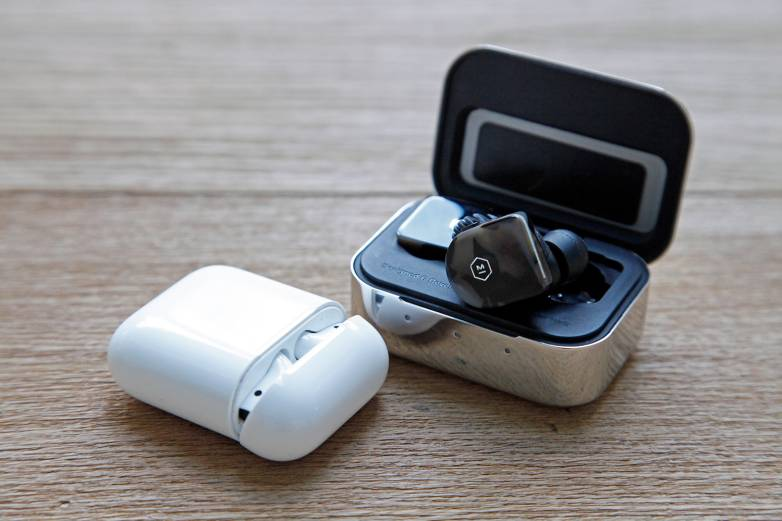 True Wireless Earbuds Vs AirPods