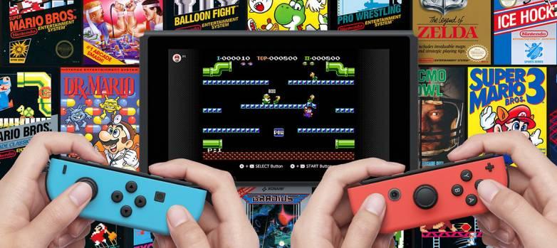 Nintendo Switch Online hacked