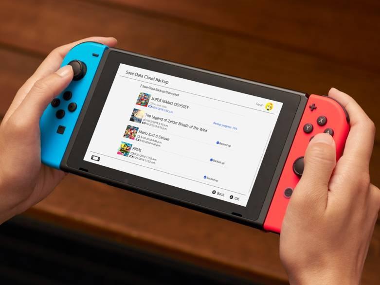 New Nintendo Switch Model