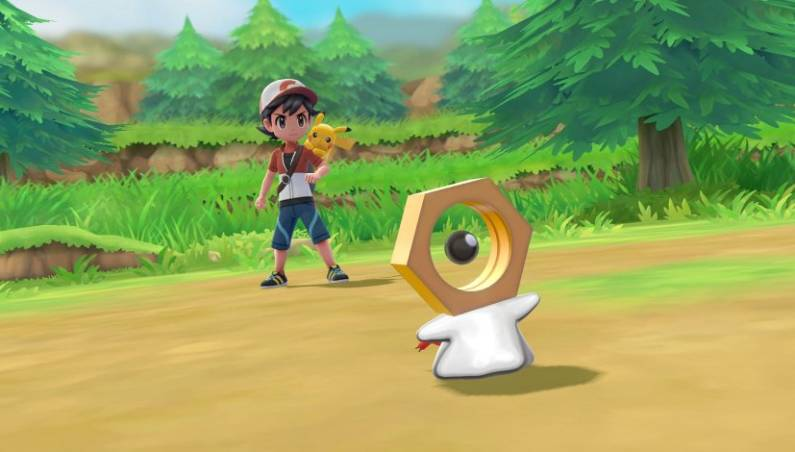 New Pokemon Meltan