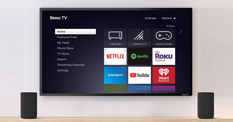 Roku Smart TV Amazon