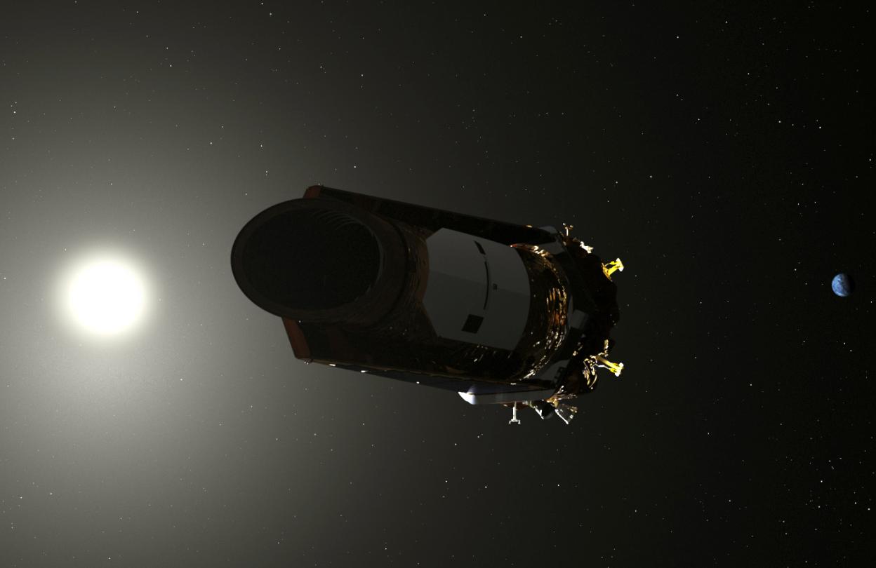 kepler telescope dead