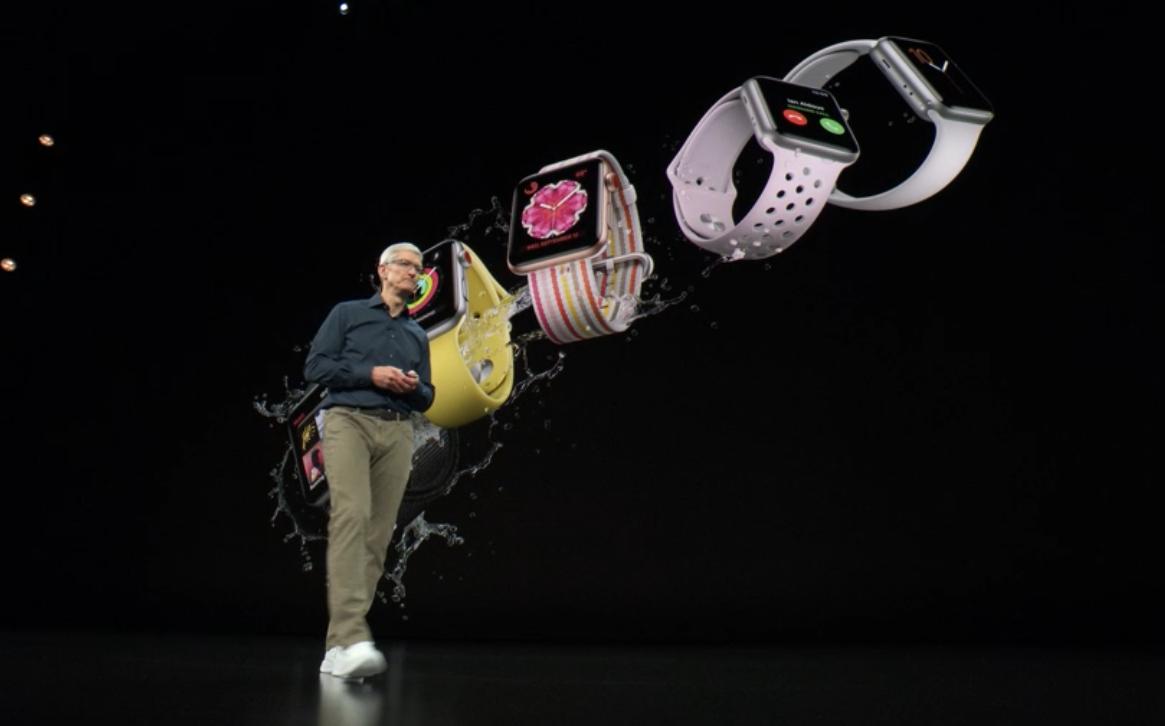 Apple Watch health care studies