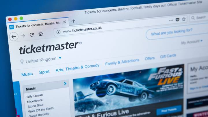 Ticketmaster resellers, bots