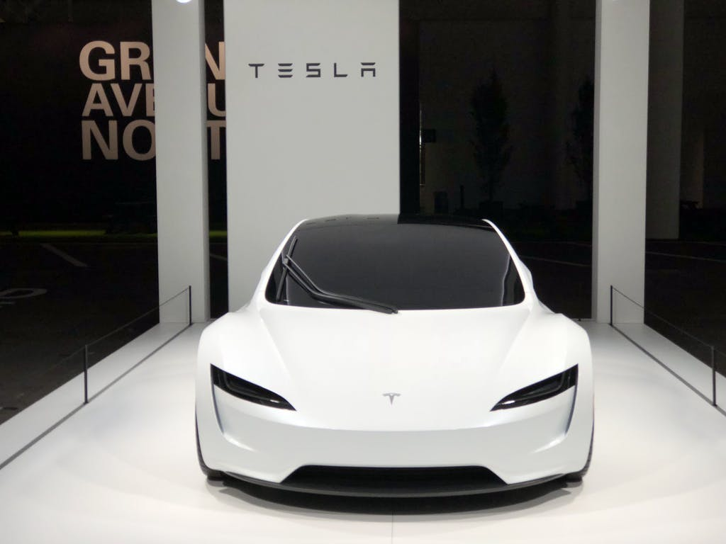 Jaw Dropping Photos Of Tesla S Next Gen Roadster Surface Online Bgr