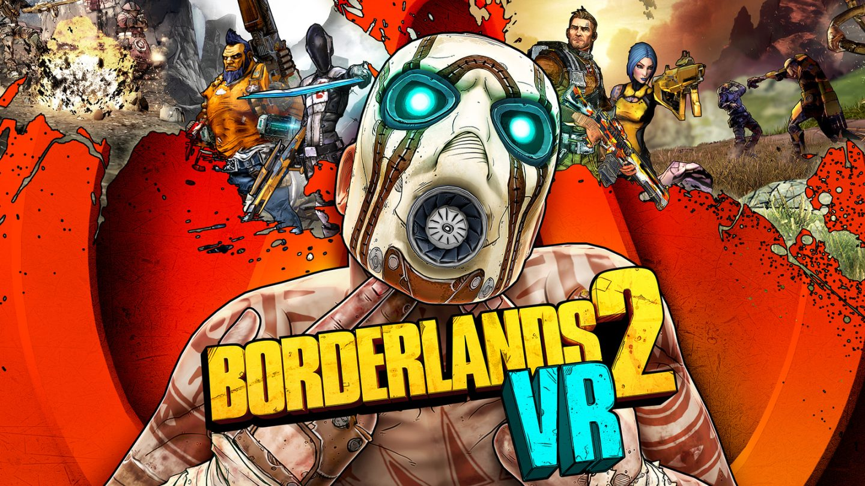 PlayStation VR Borderlands 2