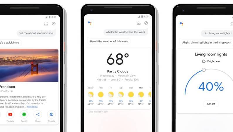 Google Assistant 1 billion devices