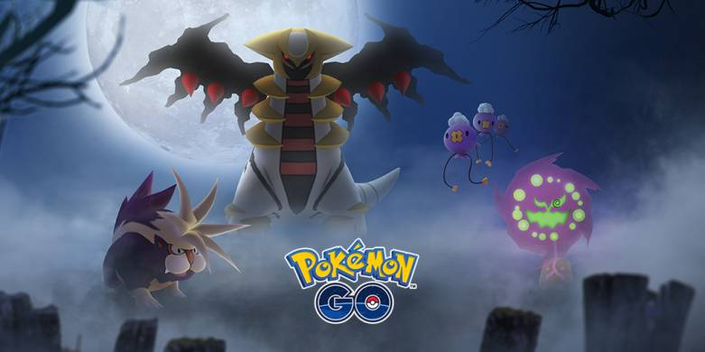 Pokemon Go Halloween 2018