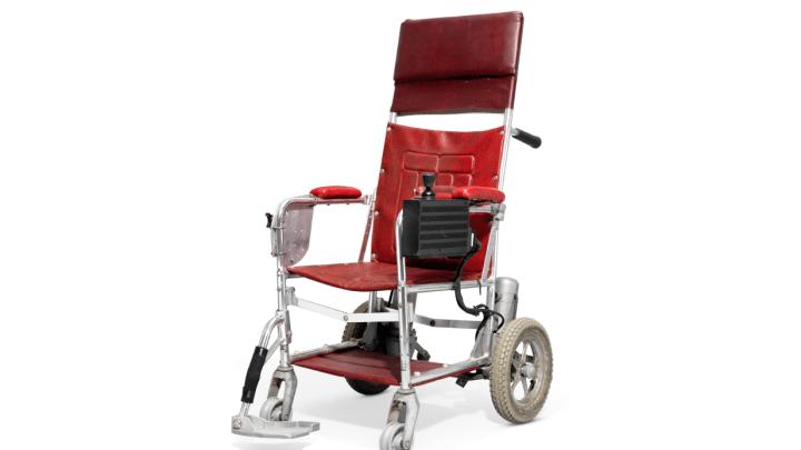 hawking wheelchair