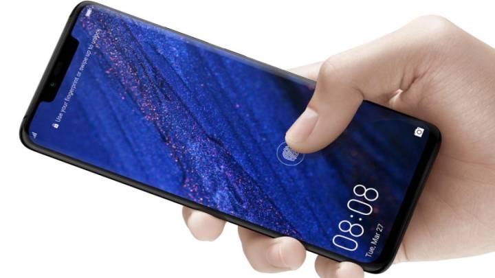 Huawei 5G Foldable Phone