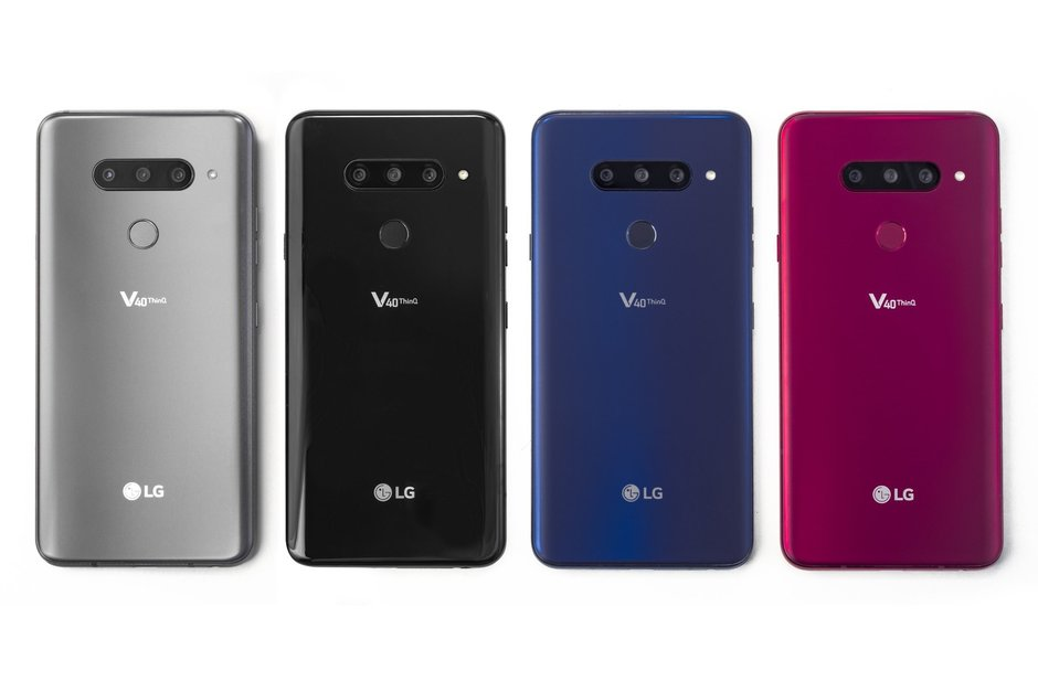 LG V40 ThinQ price, specs, release date
