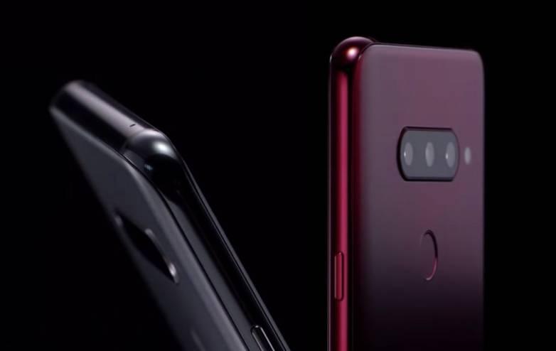 LG V40 ThinQ vs. Android