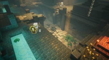 Minecraft: Dungeons announcement