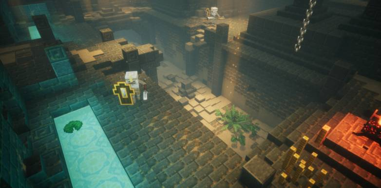 Minecraft: Dungeons announcement