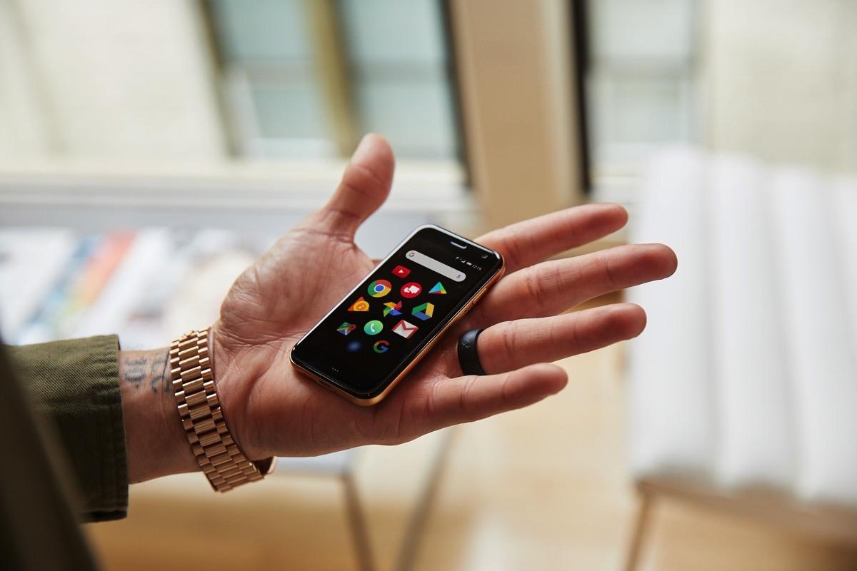 New Palm Phone