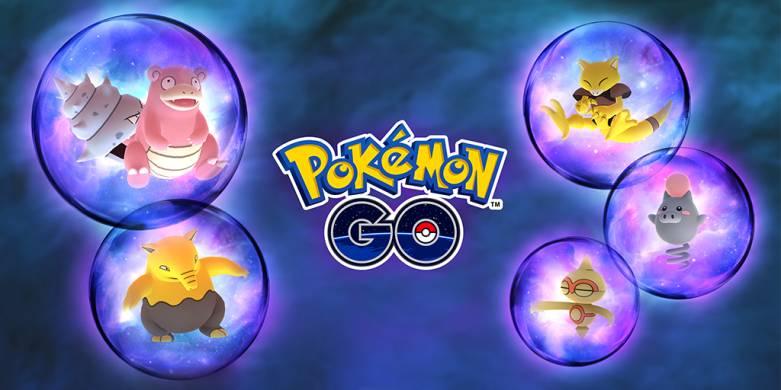 Pokemon Go Psychic Spectacular