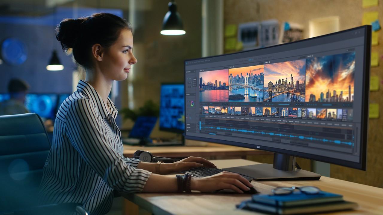 New Dell 49-inch monitor