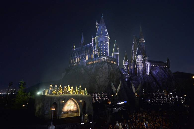 Harry Potter open world RPG