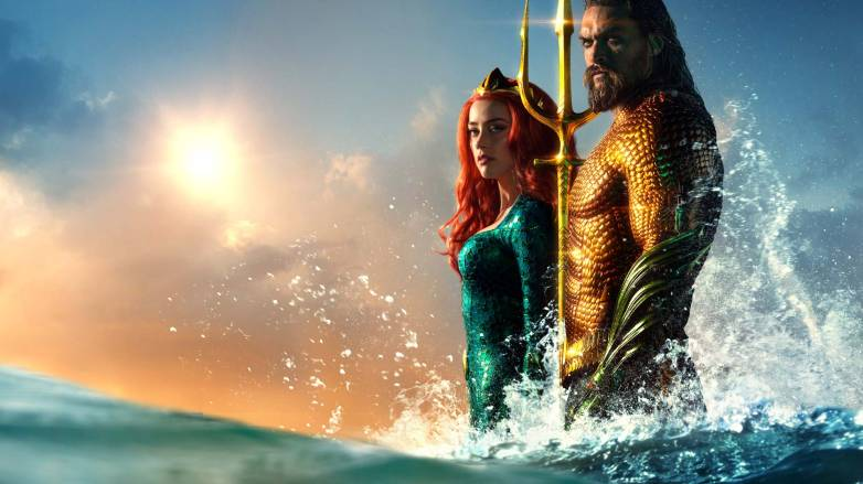 Aquaman Amazon Prime