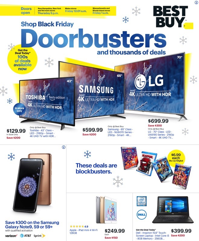 Best Buy S Black Friday Ad Is Out Here S Everything You Need To Know Bgr