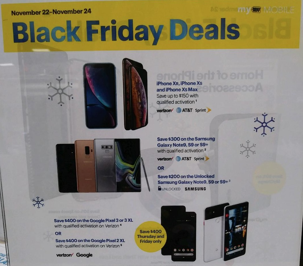 Black Friday 2018 Best Buy Has The Best Pixel 3 Deal And It S Available Right Now Bgr