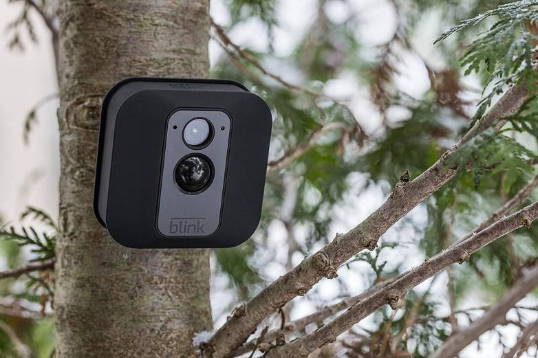 Battery Powered Wireless Home Security Camera