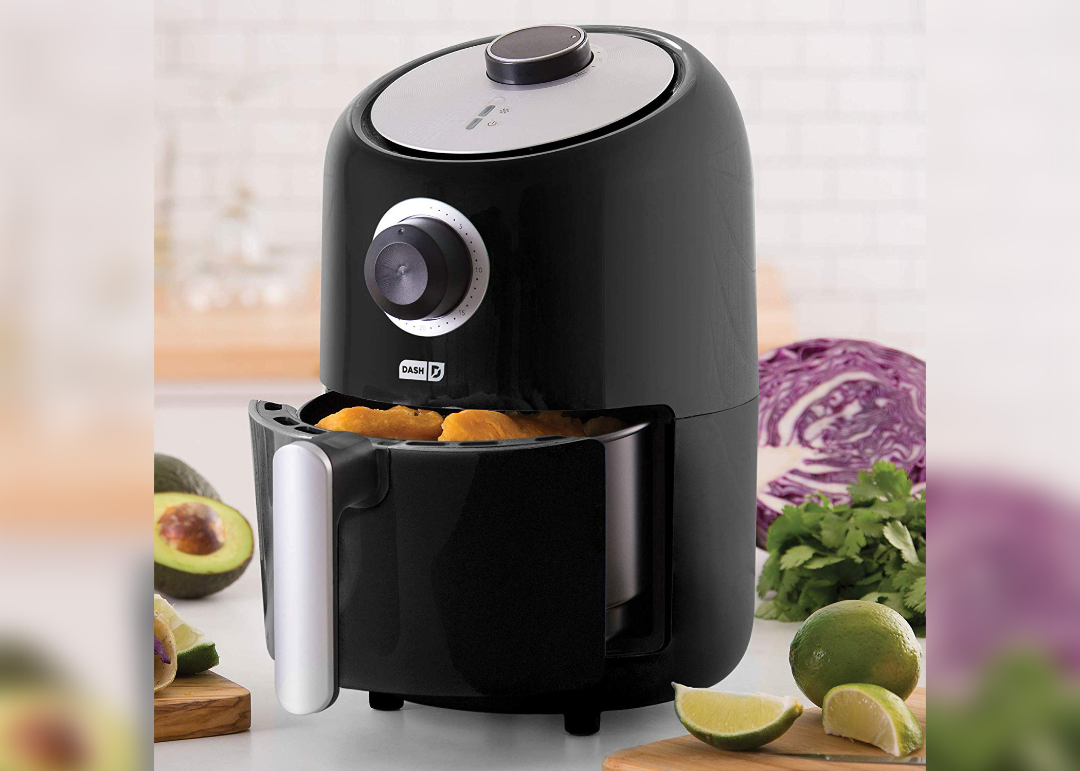 Dash's popular compact air fryer is down to $46 in this ...