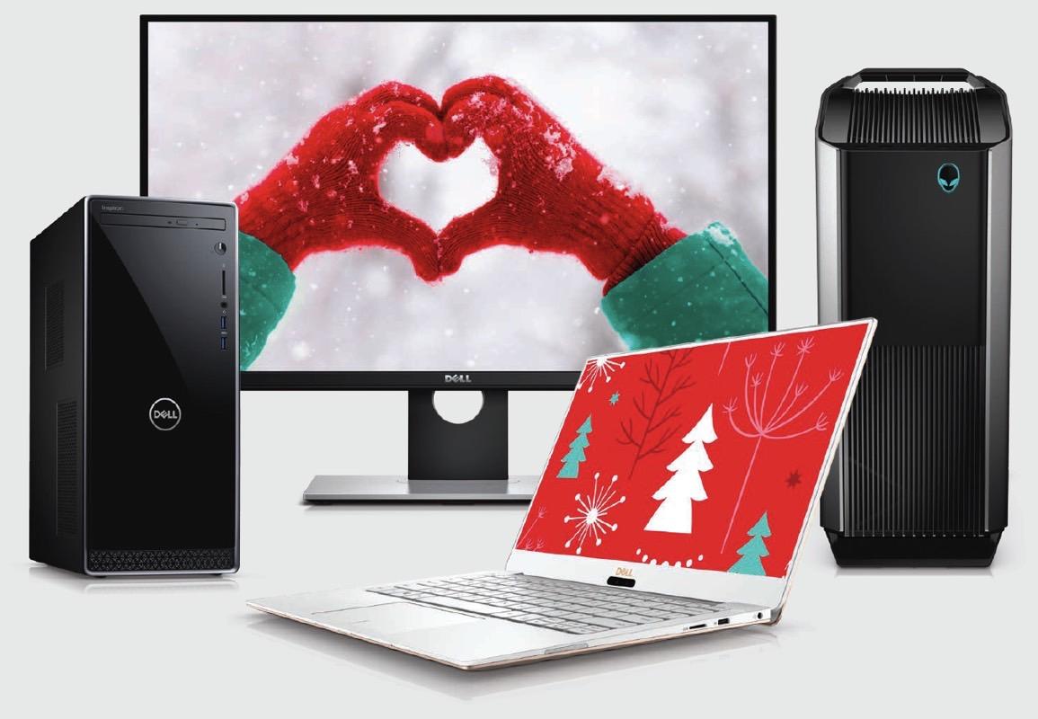 Dell Black Friday 2018 Ad