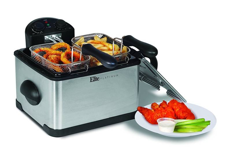 Best Deep Fryer On Amazon