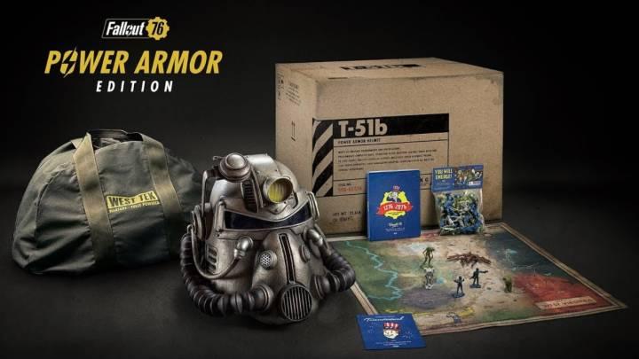 Fallout 76 Power Armor Edition