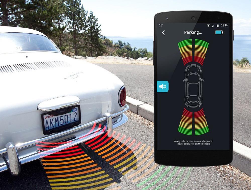Backup Sensor For Any Car