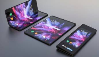 Galaxy F vs. Foldable iPhone