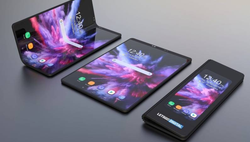 Galaxy F vs. Iqoo Foldable Phone
