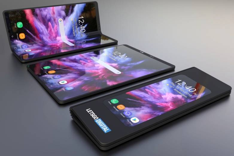 Xiaomi Foldable Phone vs. Galaxy F