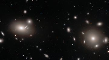 hubble coma cluster