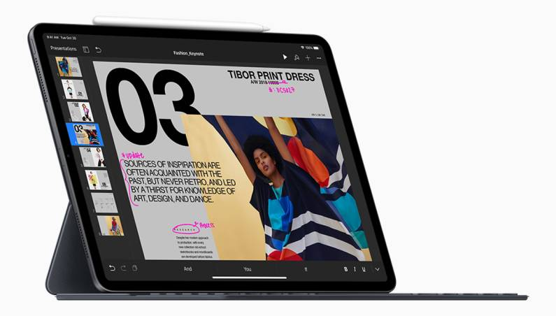 iPad Pro vs. MacBook Pro