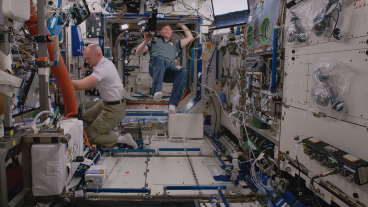 NASA 8k footage