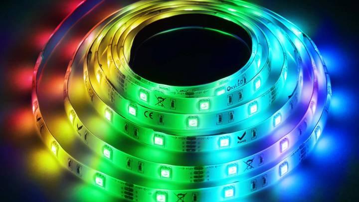 LED Light Strip On Amazon