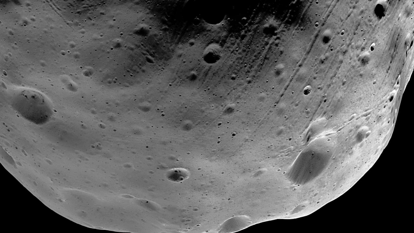 mars phobos