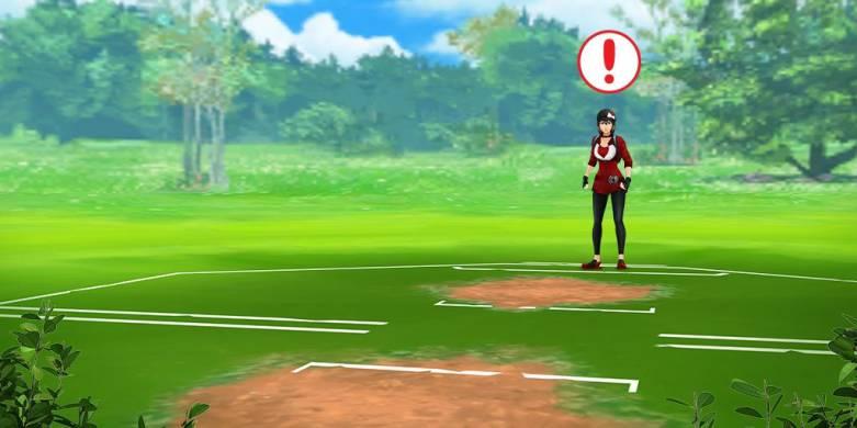 Pokemon Go: Trainer Battles