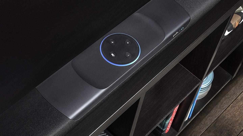 Alexa Sound Bar On Amazon