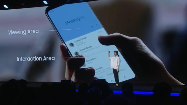 Samsung Android Pie beta