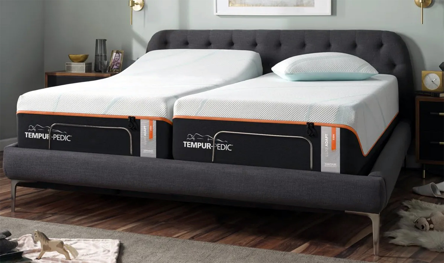 Picture of: I Ve Been Sleeping On Tempur Pedic S New 5 000 Mattress And It S Worth Every Penny Bgr