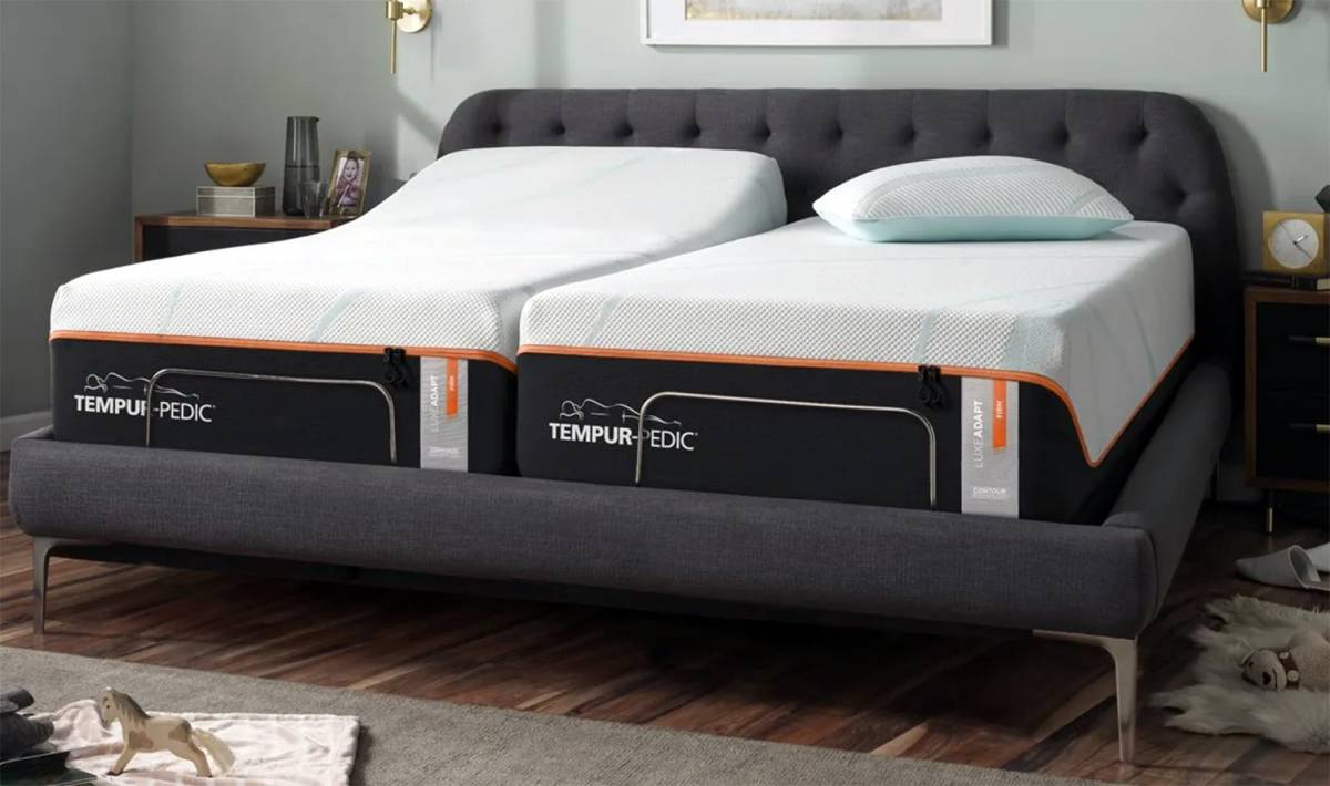 I've been sleeping on Tempur Pedic's new $5,000 mattress and it's