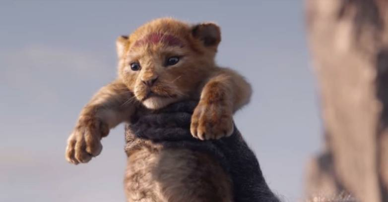 Lion King Trailer
