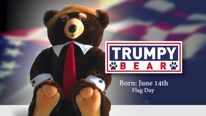 Trumpy Bear Commercial