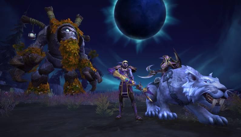 Blizzard: Pokemon Go Warcraft game