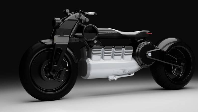 curtiss electric bike