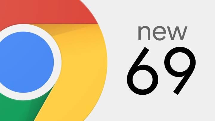 Google Chrome new design